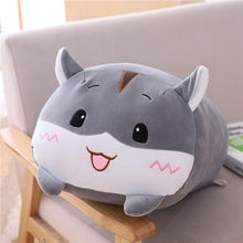 Load image into Gallery viewer, grey hamster plush