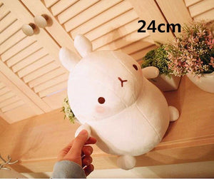 cute molang rabbit plushie to hold your hand when you sleep