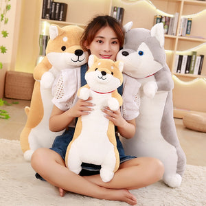 Attention to all dog-lovers! Here we present the cutest dog plushie of all!