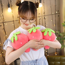Load image into Gallery viewer, Cute & Soft Strawberry Plushie 20CM