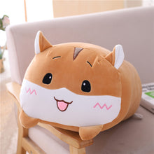Load image into Gallery viewer, brown hamster plush