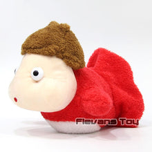 Load image into Gallery viewer, studio ghibli ponyo plushie side view cute plush toy