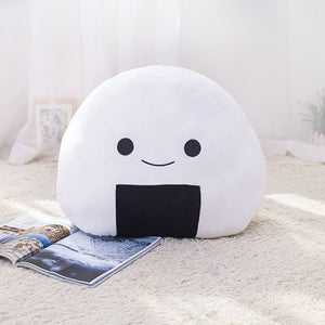 Get this sushi rice balls plushie for your friends who can't stop having Japanese sushi for lunch and dinner.