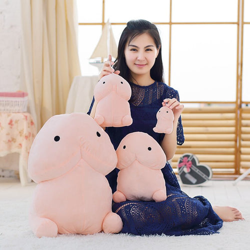 Cute and sexy penis plushie soft toy for singles/girlfriend