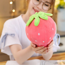 Load image into Gallery viewer, Can I give you this strawberry plushie?