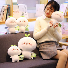 Load image into Gallery viewer, cute dumpling plushie with different sizes perfect for your asian partners