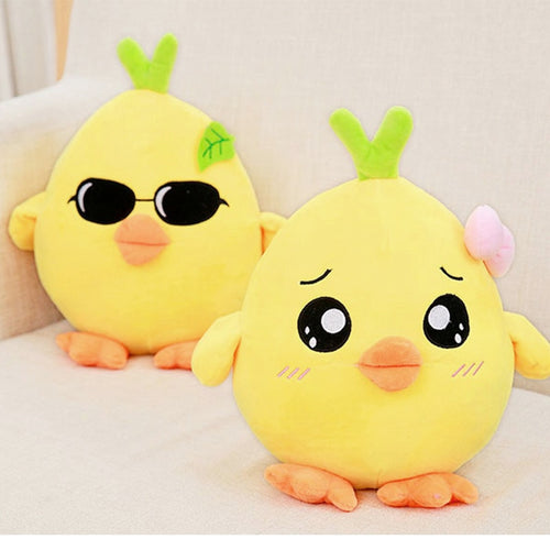 Get this cute yellow chick plushie for your yellow friends.