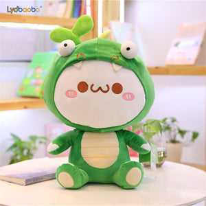 Is this rabbit or frog plushie?