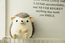 Load image into Gallery viewer, cute squishy and spikey little hedgehog stuffed animal