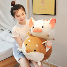 Load image into Gallery viewer, Is this white pig plushie cuter or Moana's Pua Pua cuter?