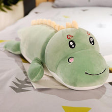 Load image into Gallery viewer, BIG Squishy Dinosaur Plushie