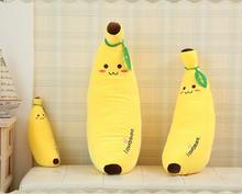 Load image into Gallery viewer, cute and soft banana plushies
