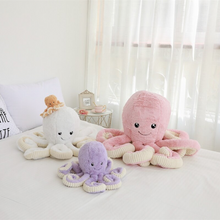 Load image into Gallery viewer, Kawaii Octopus Soft Plushie 15-80cm
