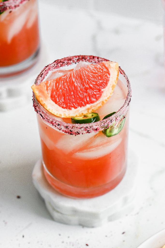 Spicy Grapefruit