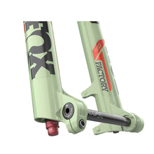 "Load image into Gallery viewer, Fox 38 Float Factory GRIP 2 29"" Pistachio"