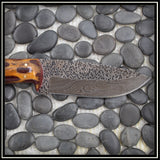 Hammered Knife