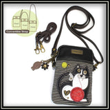 Fat Cat - Cell Phone Crossbody