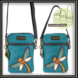 Dragonfly - Cell Phone Crossbody