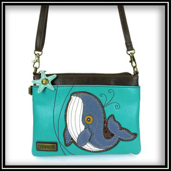 Whale - Mini Crossbody