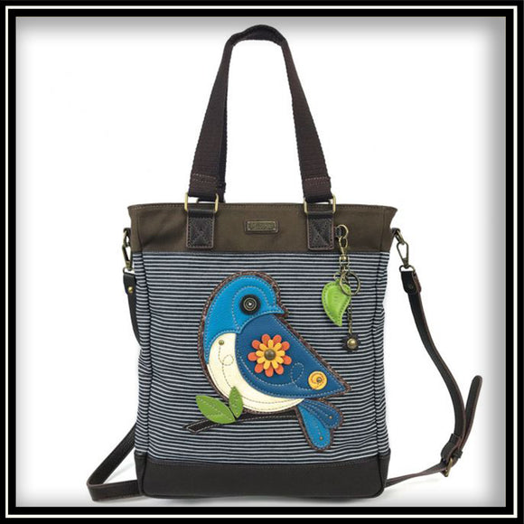 Blue Bird - Work Tote