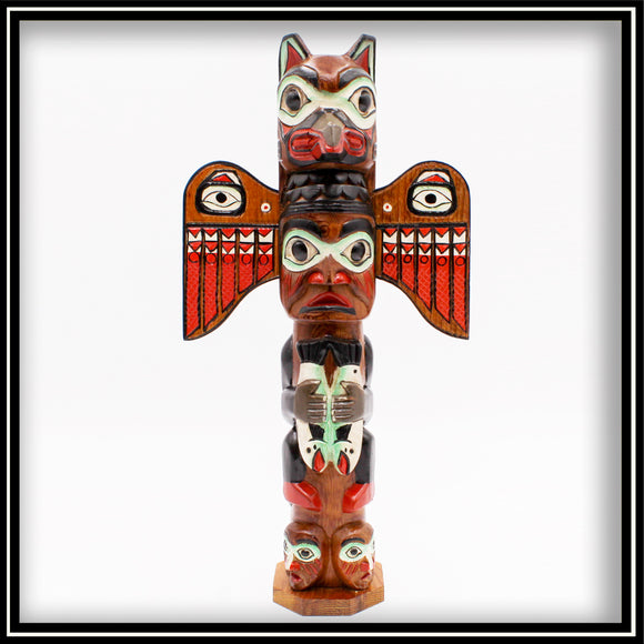 Totem Pole - Legend of Fogwoman 16