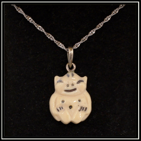 Billiken Necklace