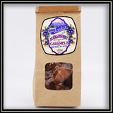 Wild Huckleberry Old Fashioned Caramels - 4.5 oz