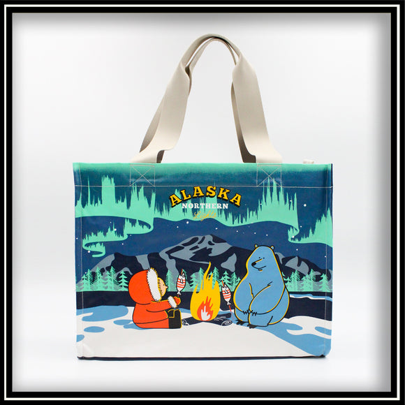 Alaska Northern Lights Bag