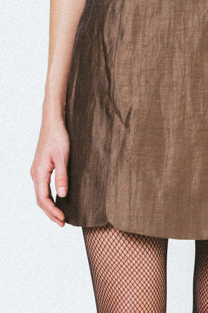 Load image into Gallery viewer, The Wrinkled Skirt