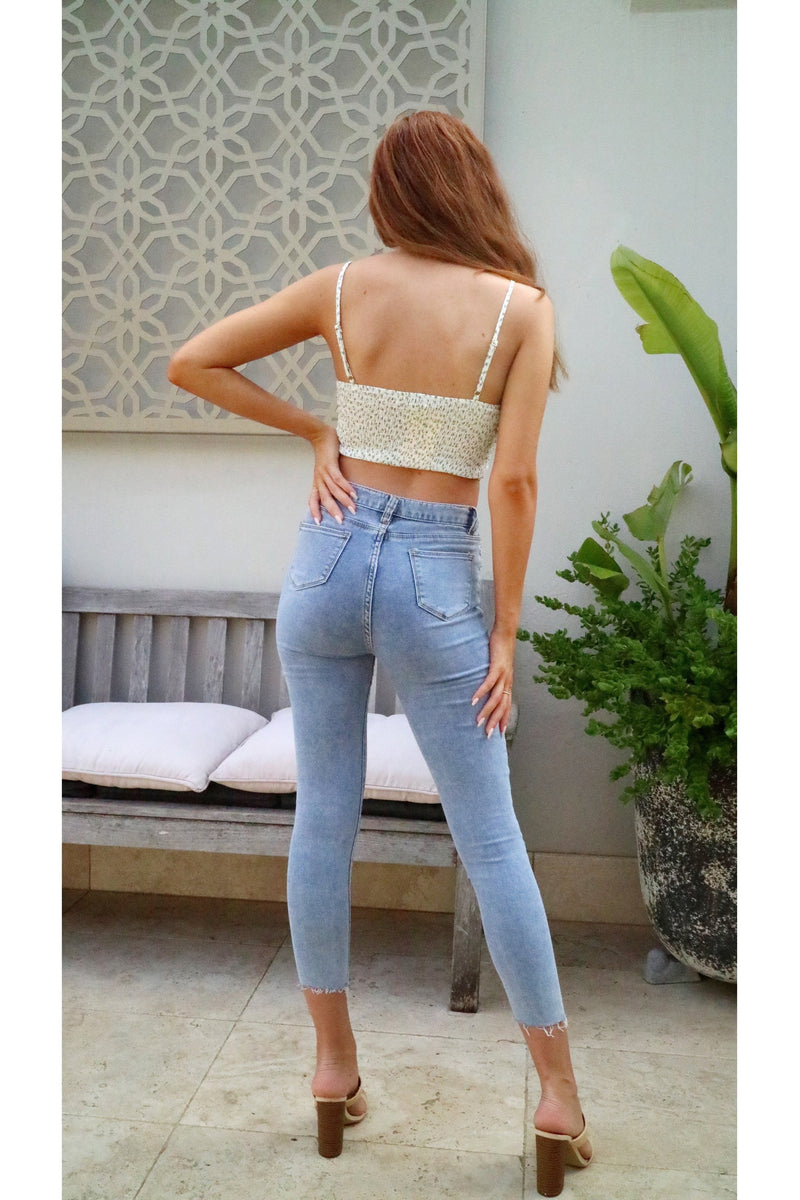 Love At First Sight Jeans