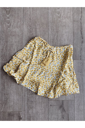 Shining Sun Mini Skirt