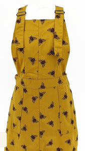 Run & Fly Bees Knees Pinafore