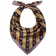 Load image into Gallery viewer, Goshka Heart Print Scarf
