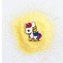Load image into Gallery viewer, Unicorn Enamel Pin