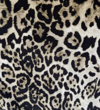 Load image into Gallery viewer, Animal print headwrap – leopard, lynx or tiger