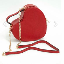 Load image into Gallery viewer, Juliette Heart Bag