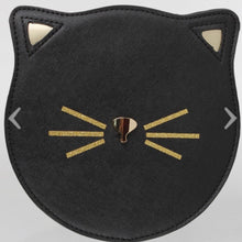 Load image into Gallery viewer, Katy Cat Circle Chain Bag