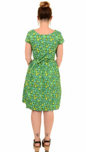 Run & Fly Cactus Dress