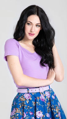 Alex Top Lavender