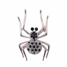 Load image into Gallery viewer, Mr Spider Brooch