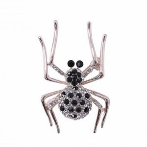 Mr Spider Brooch