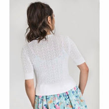 Load image into Gallery viewer, Hell Bunny Loretta Cardigan White