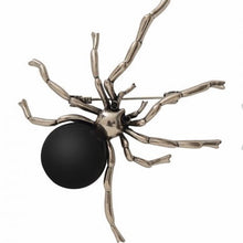 Load image into Gallery viewer, Black Widow Brooch