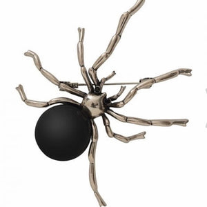 Black Widow Brooch