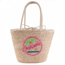 Load image into Gallery viewer, Cocktails Beach Bag