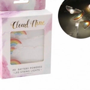 Rainbow Battery Lights