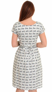 Run & Fly Bicycle Dress