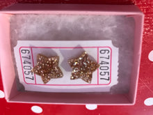 Load image into Gallery viewer, Star Studs Yellow/Gold