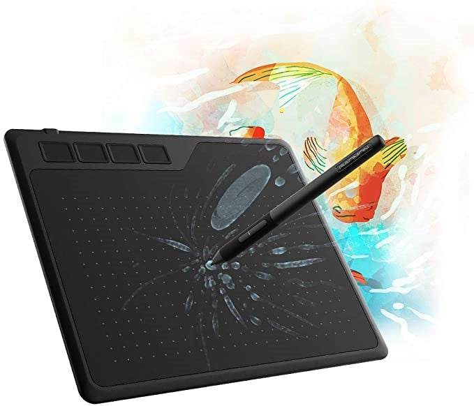 Bumluv T120 Digital Graphic Tablet for Drawing & Game