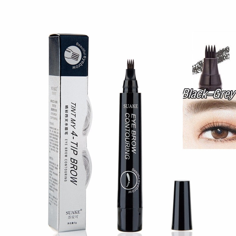 NATURAL TATTOO EYEBROW PEN 2019
